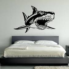 Shark Bedroom Decor Bedroom With Shark Wall Decor Design Ideas And Decor