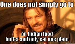 How many calories are you eating? Indian Food calorie count ... via Relatably.com