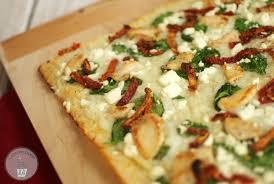 copycat papa murphys herb en terranean delite pizza