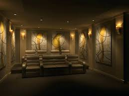 lighting design home. Home Theatre Lighting Design. Modren Theater Design Floor Wonderful With Interesting Cushions R