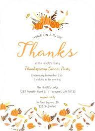Pumpkin Invitations Template Funny Thanksgiving Invitation Templates Thanksgiving Invitation