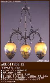 terukuni madder writing is rocky agl 0113db 12 and collection galle collection is rocky collection magnolia magnolia 3 light chandelier dark bronze