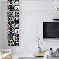 Diy Room Screen Yazi 1pc Plastic Hanging Screen Partition Panels Diy Wall Decor