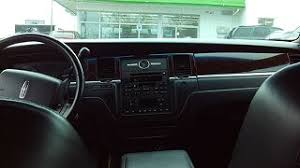 lincoln town car 2011 interior. photo 1 interior dashboard and console 2011 lincoln town car executive l in nashville
