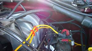 pcv reroute for 5 0 5 8 efi pre 1993 ford truck club forum run into the valve cover don t mind the rtv my gromet didn t fit quite right
