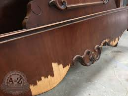 awesome site on how to repair damaged veneer makes me want go thrift something damaged distress refinish repaint furniture repair furniture