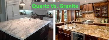 quartz vs granite countertops which one is better