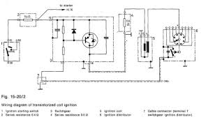 pagoda sl group technical manual electrical transistorignition switchgear circuit diagram
