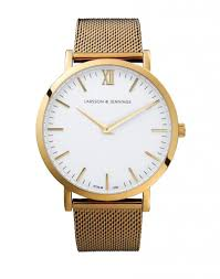 the best gold watches for men the idle man larsson and jennings gold watch men