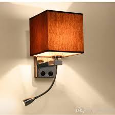 lighting sconces for living room. Modern LED Bedroom Living Room Hotel Wall Light Sconce Night Lamp Home Lighting Online With Sconces For I