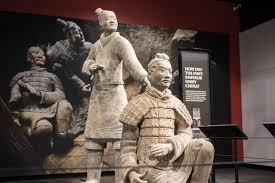 terracotta warriors franklin institute