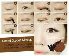 ulzzang makeup neutral copper eye makeup asian eye makeup asian makeup