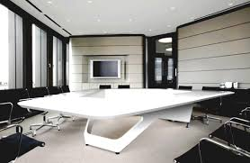 Office design gallery home Themed Modern Conference Table White Home Office And Worke Custommadecom Executive Office Design Gallery Revolutionhr