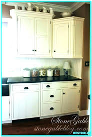 Above Kitchen Cabinet Decorations Cool Decoration