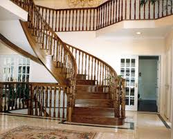 Staircase Railing Ideas best fresh staircase railing designs in wood 9188 cool wood stair 2235 by xevi.us