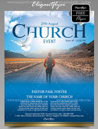 Create A Event Flyer Free 30 Premium And Free Church Psd Templates For Religious