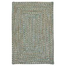 home decorators collection wesley seagrass 8 ft x 11 ft rectangle braided area rug