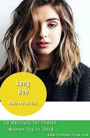 Long Bob Haircuts For Indian Women 2018 Hair Care N Beauty