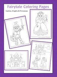 Great Fairy Tale Coloring Pages 25 Coloring Pages