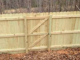 Download How To Build A Picket Fence Gate Garden Design