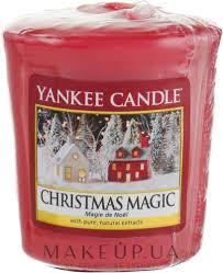 Yankee Candle Samplers <b>Christmas Magic</b> - <b>Ароматическая свеча</b> ...