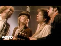 the traveling wilburys end of the