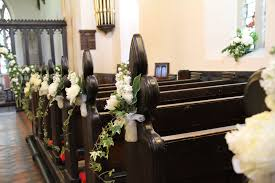 Of Wedding Decorations In Church A Practical Church Wedding Juicy Ecumenism