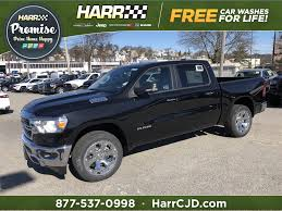 New 2019 Ram 1500 Big Horn/Lone Star 4D Crew Cab in Worcester ...