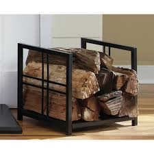 kitchen dining enclume sling fireplace log rack with tools