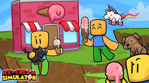 Colorings are usually added, in addition to. Buck A Boo Games Ice Cream Simulator Roblox Wikia Fandom