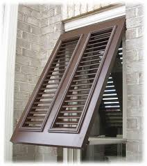 Security Window Shutters Exterior  Kelli Arena - Exterior shutters dallas
