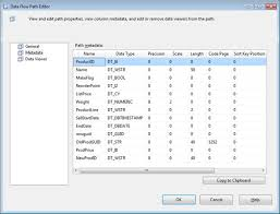 Ssis Data Type Conversion Chart Working With Ssis Data Types Simple Talk