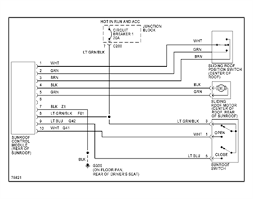 1993 jeep radio wiring diagram 1993 wiring diagrams online