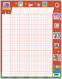 Incentive Charts For Students Up To 75 Discount On Farm Animals Classroom Inc Chart