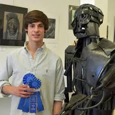 About the Artist | Byron Alexander Sculptures