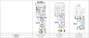 electrics the daily datsun daily datsun 280z alternator upgrade wiring diagram