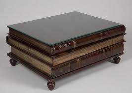 book shaped coffee table rascalartsnyc