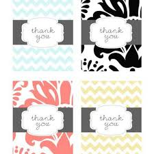 Free Printable Note Cards Template 14 Free Printable Thank You Cards You Can Personalize Design From