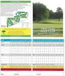 Scorecard – Twin Oaks Golf Club