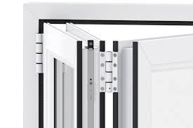 beautiful sleek profile our upvc bi fold doors