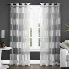 sheer curtain panels taupe shower curtain french country curtains 78 shower curtain