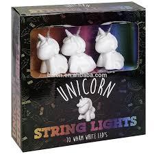 Unicorn Led String Night Light Lamp Buy Unicorn Lightunicorn Lamp