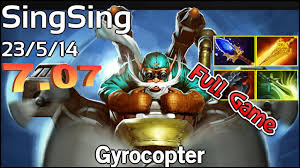 singsing gyrocopter dota 2 full game party game youtube