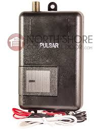 pulsar 9931r 4 gate and garage door opener receiver 318mhz