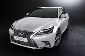 2018 lexus ct. plain lexus 2018 lexus ct facelift front quarter and lexus ct n