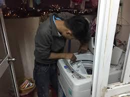 Máy giặt báo lỗi xả nước liên tục không ngừng là do đâu? Cách khắc phục? -  Trung Tâm Điện Lạnh 365
