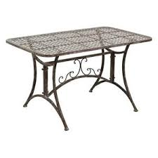 Table en fer forge - Achat / Vente pas cher