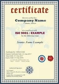 Ritzy Certification