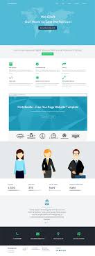 Html Website Templates 24 Modern HTML Templates For Free Download 24 Web Resources 22