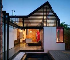 building a modern home for 100k architects are the designers behind this gorgeous modern addition to building a modern home for 100k